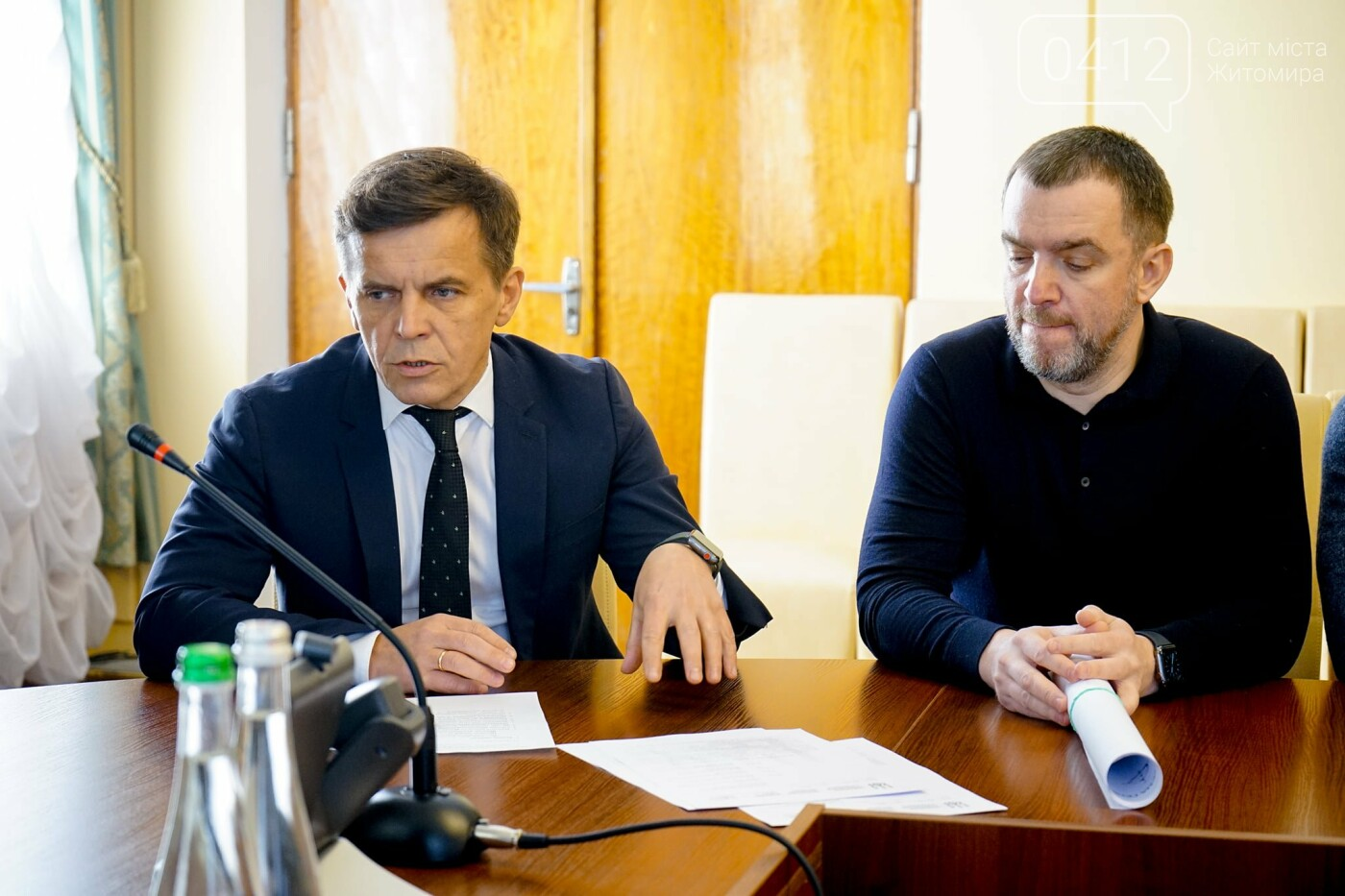 Голова ОДА: Стадіон «Полісся» на Житомирщині: рухаємося до логічного завершення. ФОТО, фото-2