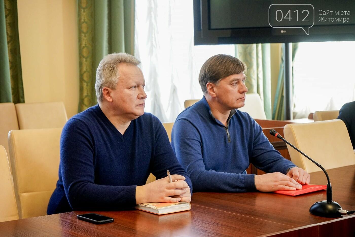 Голова ОДА: Стадіон «Полісся» на Житомирщині: рухаємося до логічного завершення. ФОТО, фото-5