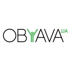 Логотип - Дошка оголошень Житомира - OBYAVA.ua