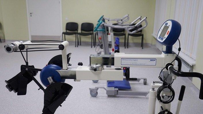 Сучасний центр вертебрології відкрили на Житомирщині, фото-3