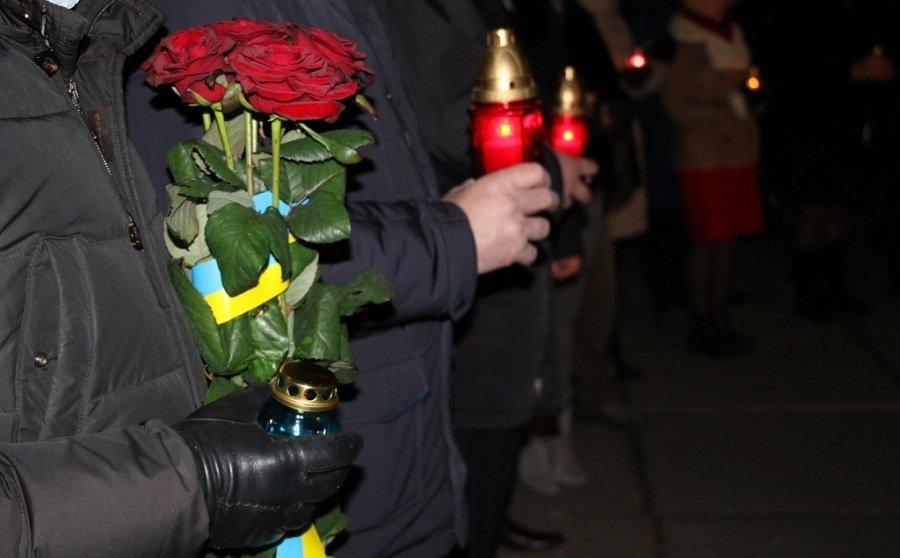 День гідності та свободи відзначили в Житомирі, фото-4