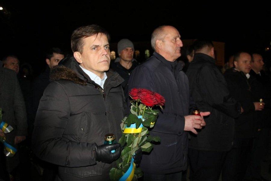 День гідності та свободи відзначили в Житомирі, фото-5