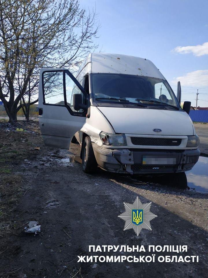 Житомирська поліція знайшла викрадений Ford, фото-2