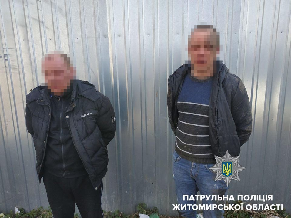 Житомирська поліція знайшла викрадений Ford, фото-1