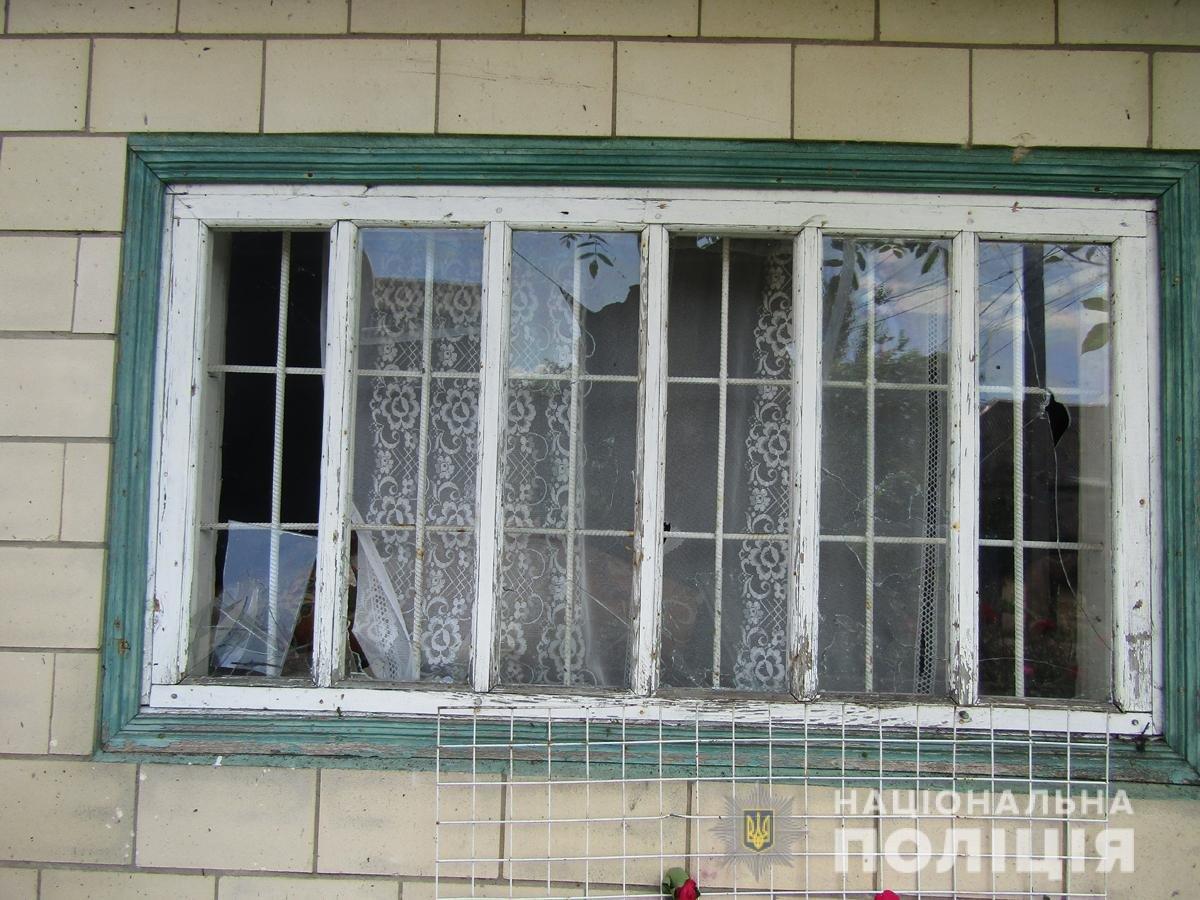 У Житомирській області поліція шукає хуліганів, що вчинили вибух ручною гранатою, фото-2