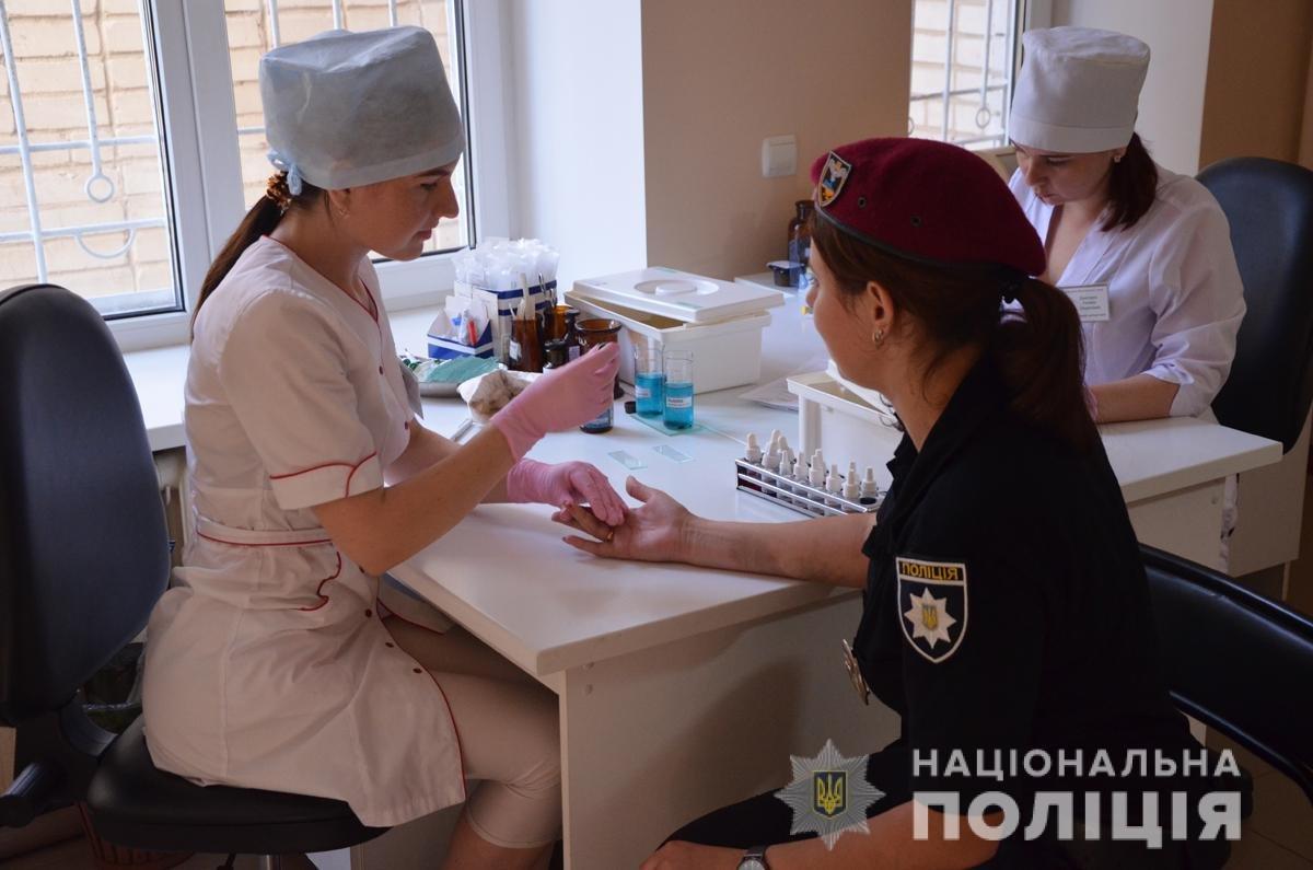 Правоохоронці Житомирщини долучились до Всесвітнього дня донора, фото-1