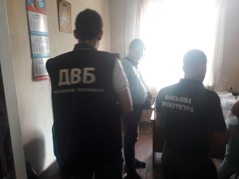 Житомирського слідчого затримано за хабар, фото-2
