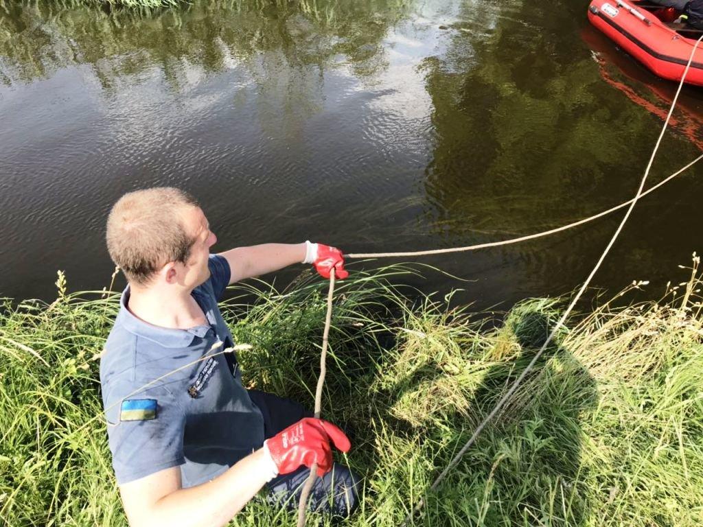 Лише за добу рятувальники дістали з водойм Житомирщини двох загиблих , фото-1