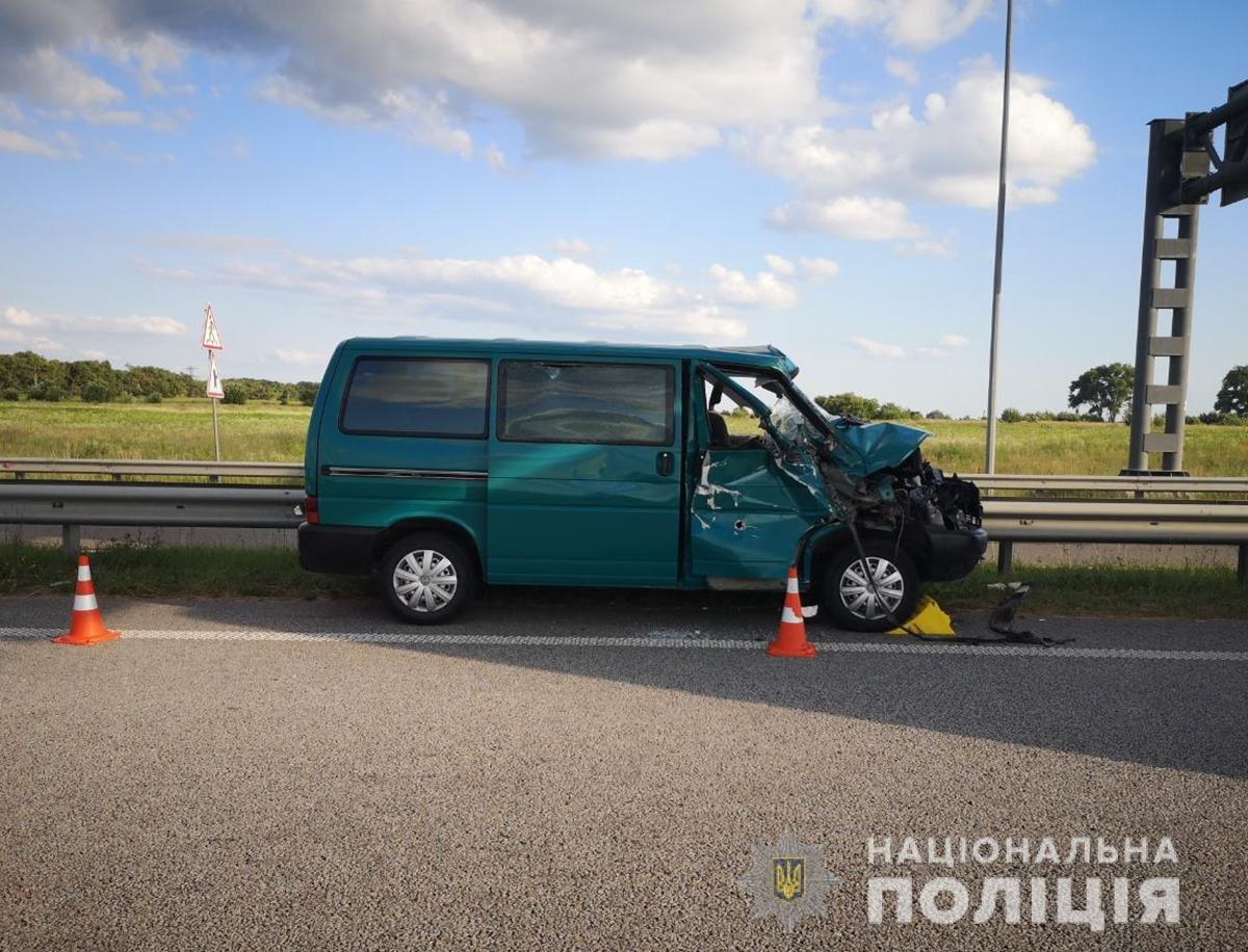 Внаслідок ДТП на Житомирщині постраждало двоє людей, фото-2