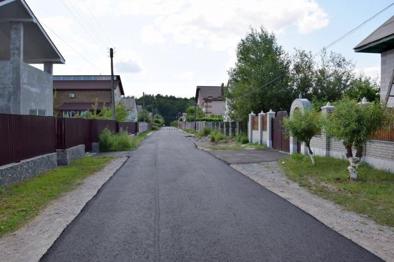 На Житомирщині в Олівській громаді проходить ремонт місцевих доріг, фото-1