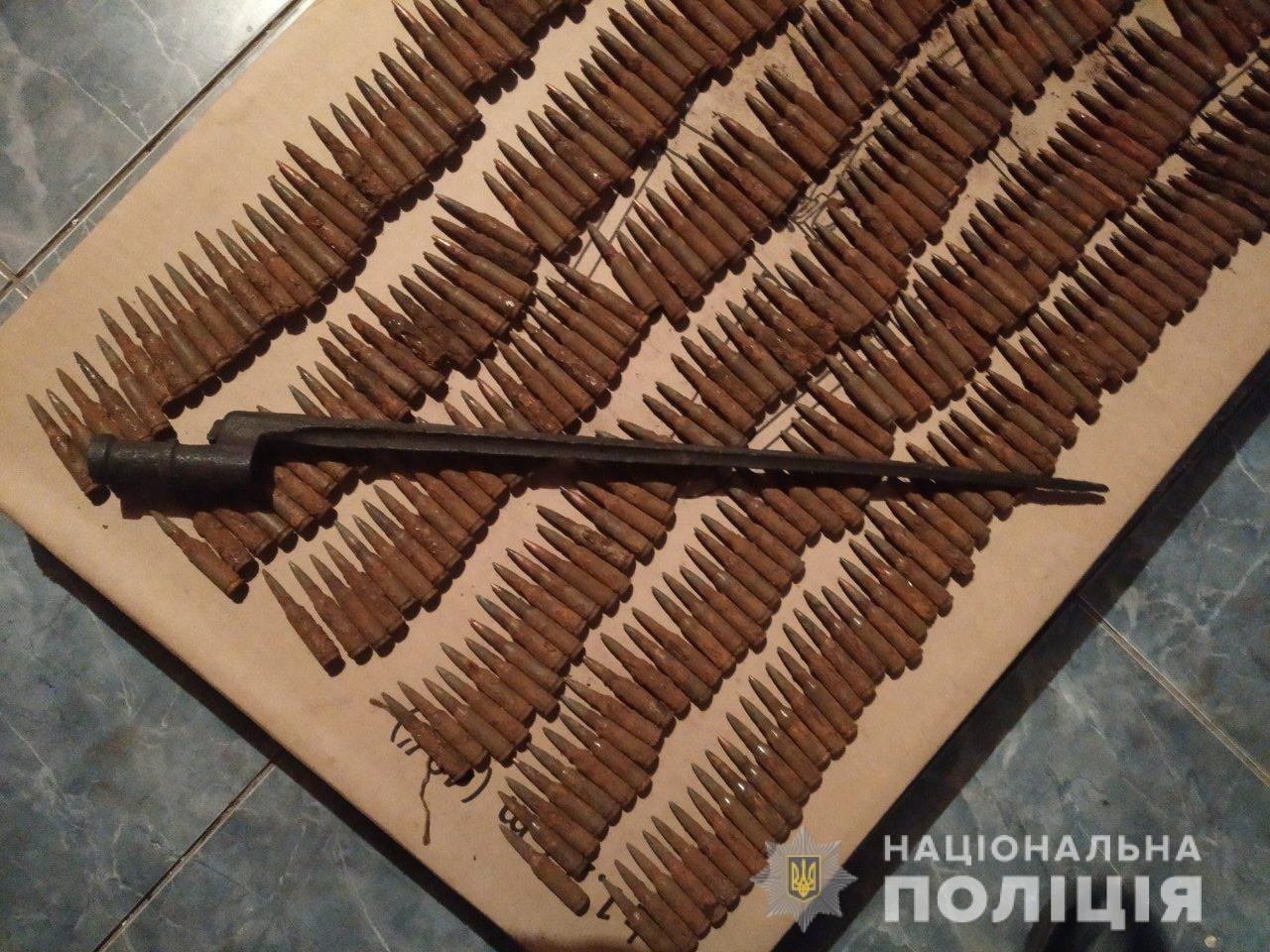 Житомирщина багата на заборонену зброю, фото-3