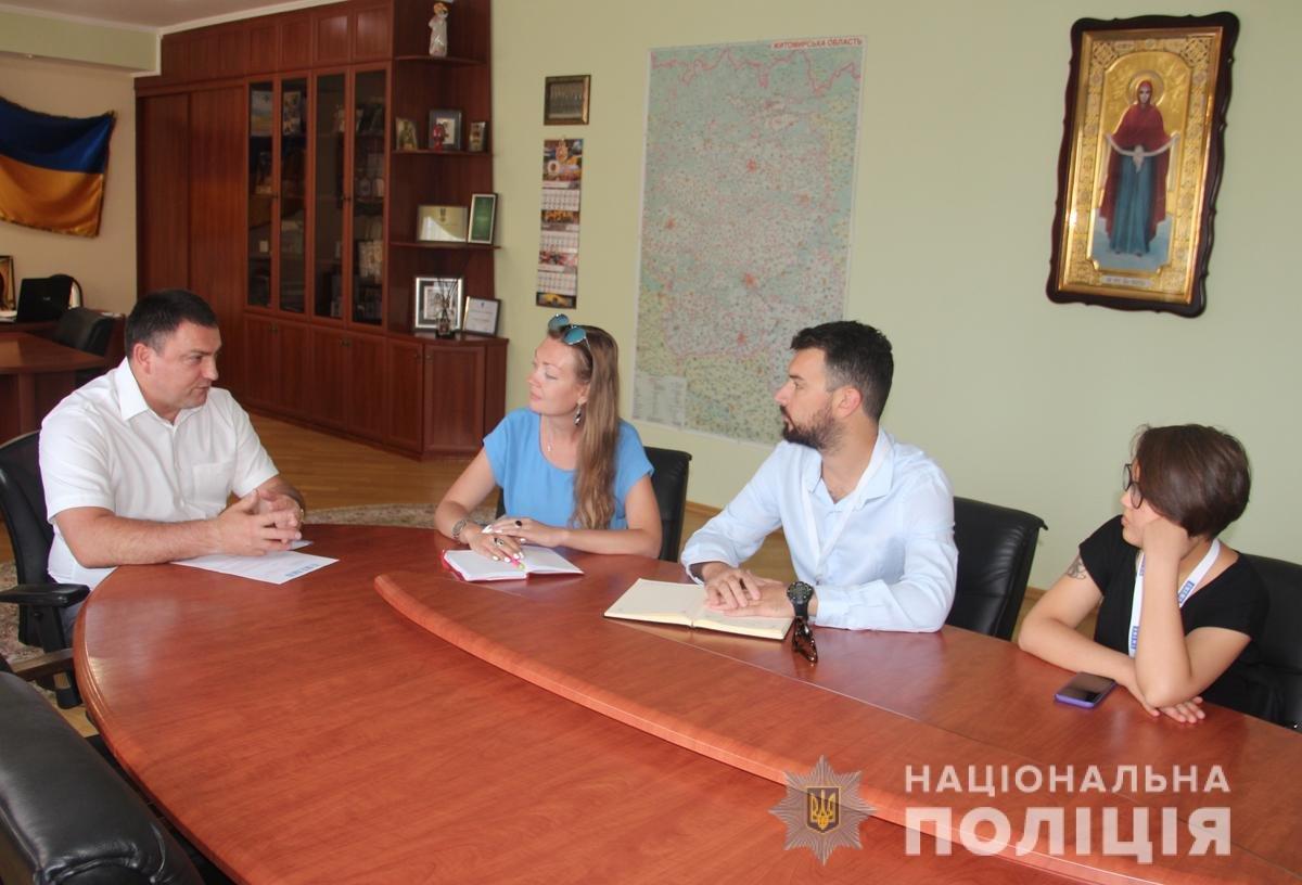 Спостерігачі місії ENEMO відвідали Житомир, фото-1