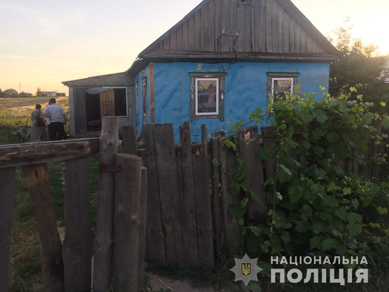 У Житомирській області чоловік зберігав гранати у веранді та у дивані, фото-4
