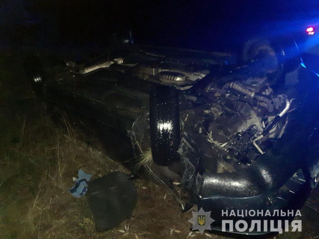 У Житомирській області нетверезий керманич спричинив ДТП, фото-1