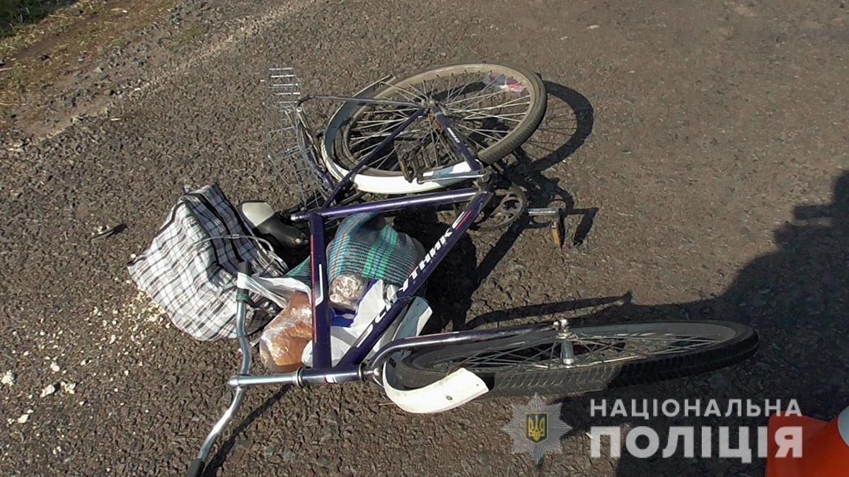 Фатальна аварія: на Житомирщині під колеса авто потрапив велосипедист, фото-1