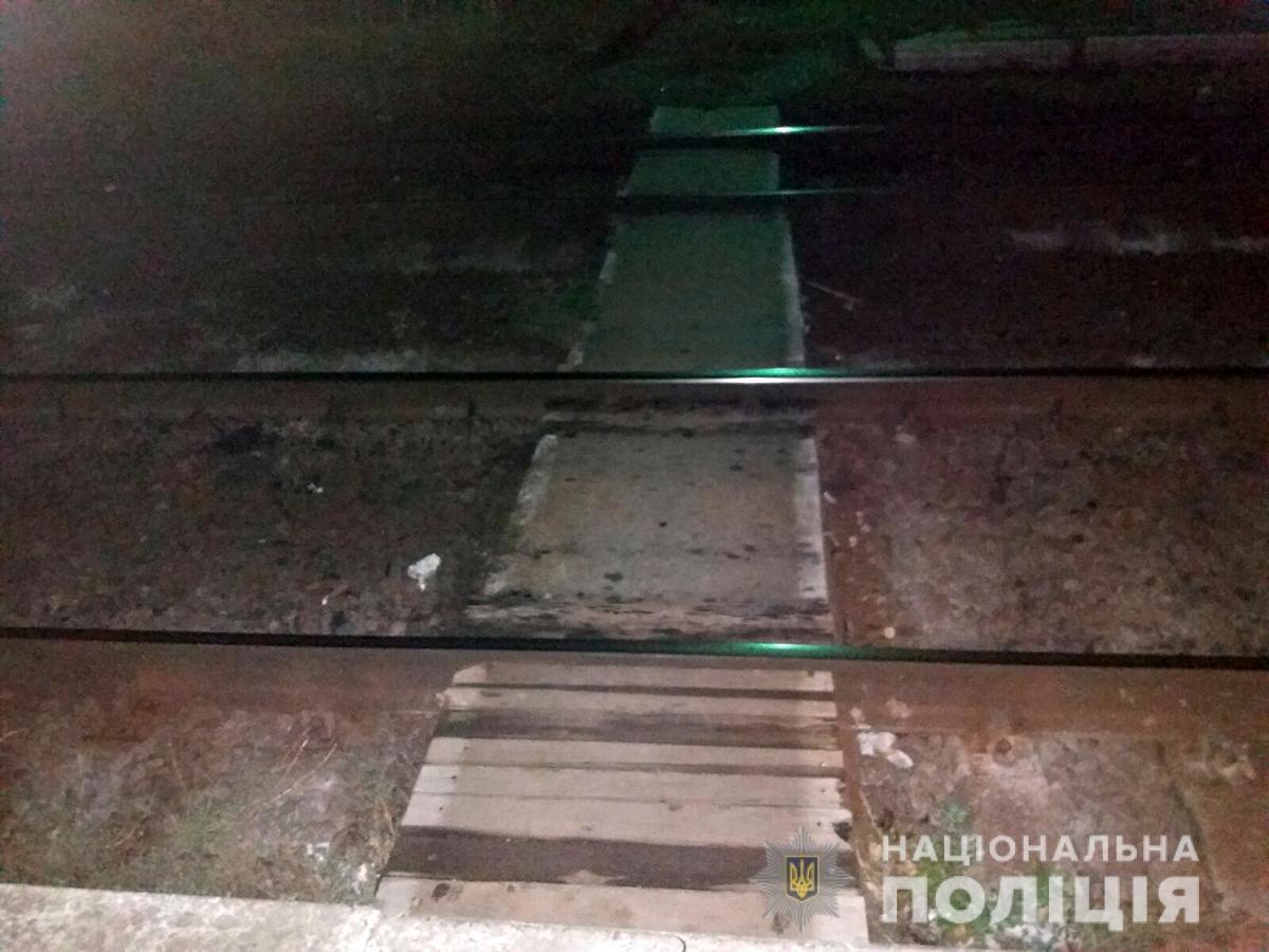 У Житомирській області потяг збив людину, фото-2