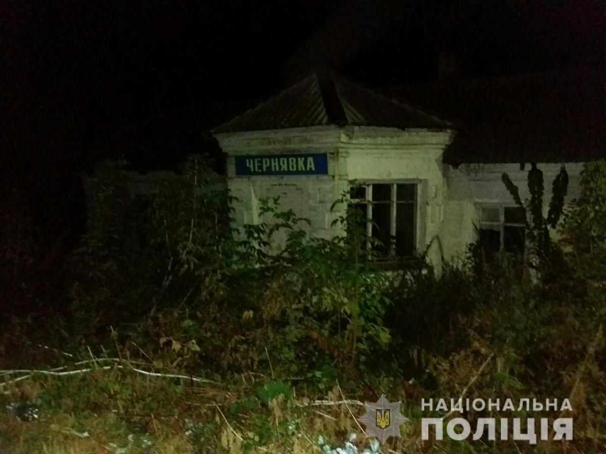 У Житомирській області потяг збив людину, фото-1