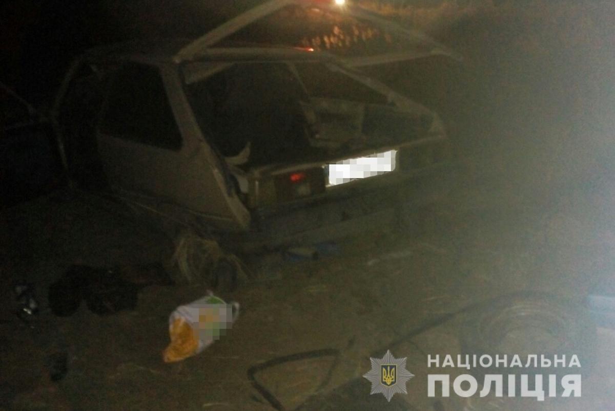 На Житомирщині внаслідок ДТП травмовано водія автівки, фото-1