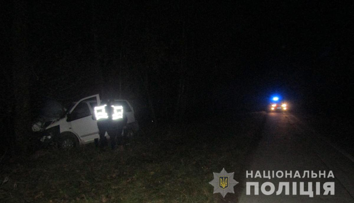 У фатальній аварії на Житомирщині загинув чоловік, фото-1