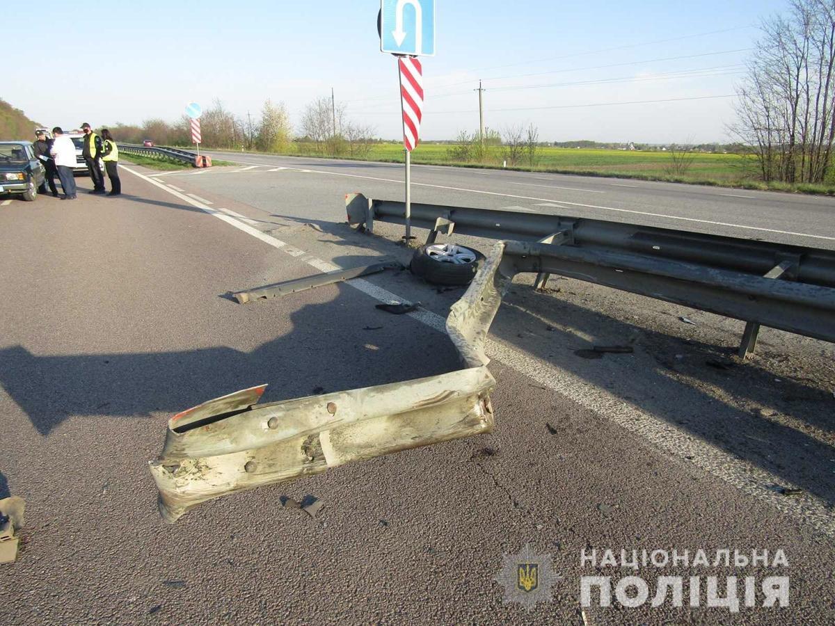 У ДТП на Житомирщині постраждало троє людей, фото-2