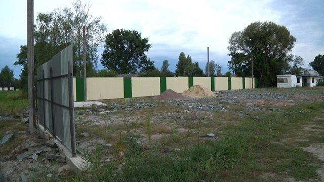 На Житомирщині жителі села Рижани протестували проти будівництва заправки, фото-1