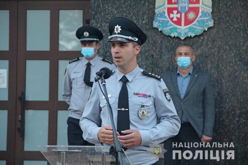 У Житомирі сьогодні склали присягу майже 40 поліцейських. ФОТО, фото-6