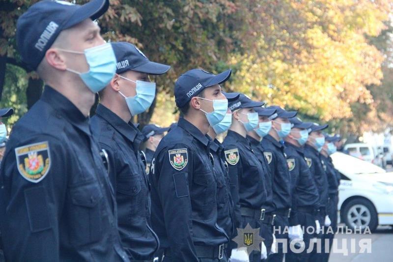 У Житомирі сьогодні склали присягу майже 40 поліцейських. ФОТО, фото-7