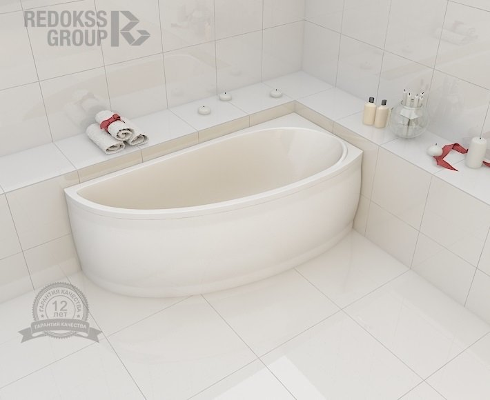 Виготовлення акрилових ванн на замовлення (можливість вибору кольору), фото-1
