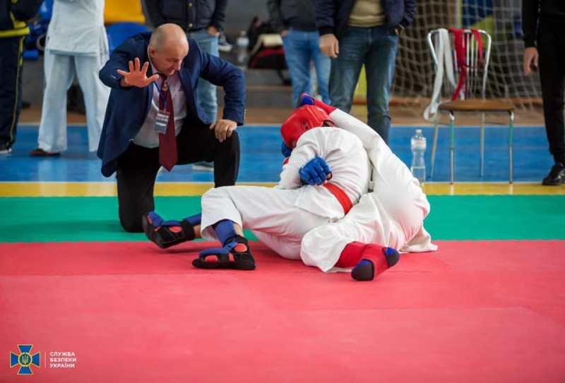 У Житомирі пройшов Чемпіонат СБУ з рукопашного бою, фото-2