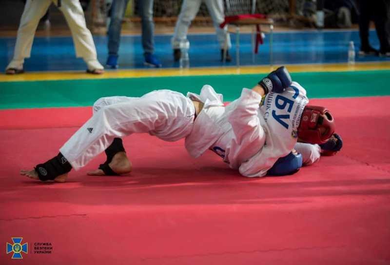 У Житомирі пройшов Чемпіонат СБУ з рукопашного бою, фото-3