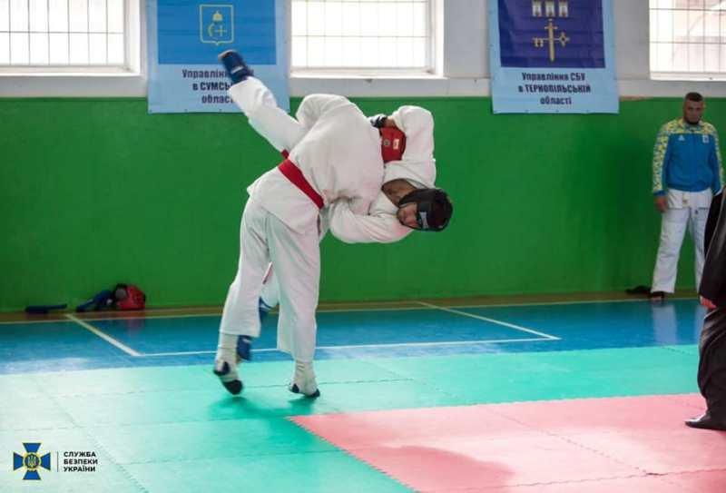 У Житомирі пройшов Чемпіонат СБУ з рукопашного бою, фото-4
