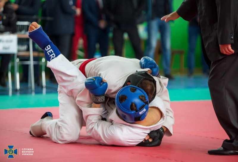 У Житомирі пройшов Чемпіонат СБУ з рукопашного бою, фото-5