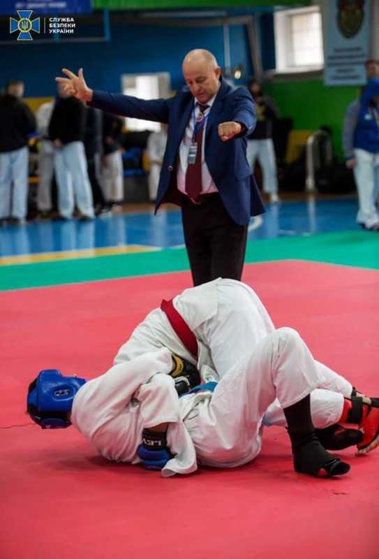 У Житомирі пройшов Чемпіонат СБУ з рукопашного бою, фото-6