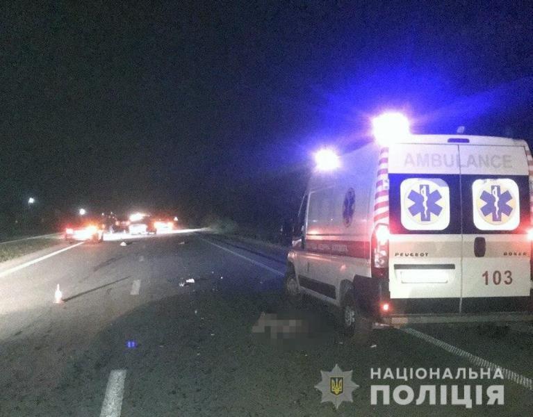 Поліція розслідує ДТП у Житомирському районі, в якій загинула жінка, фото-2
