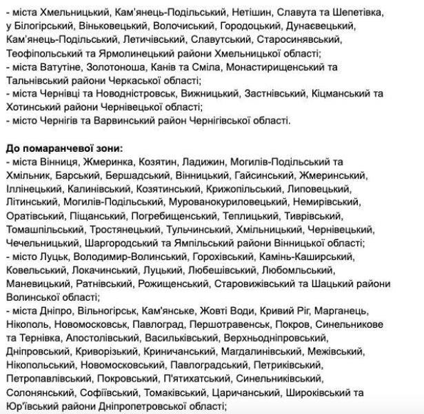 Які населені пункти Житомирщини з 2 листопада будуть у червоній карантинній зоні?, фото-4