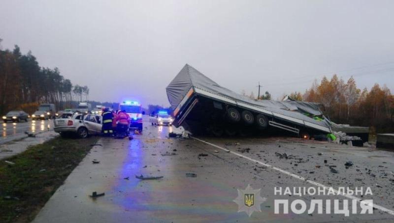 У Житомирському районі трапилася ДТП із трьома загиблими. ФОТО. ВІДЕО, фото-2
