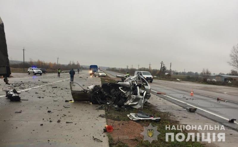 У Житомирському районі трапилася ДТП із трьома загиблими. ФОТО. ВІДЕО, фото-1