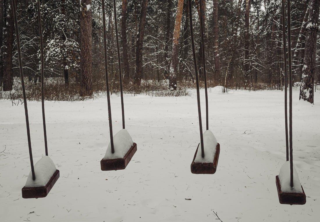 Миттєвості зими: прогулянка атмосферним Житомиром. ФОТО, фото-15