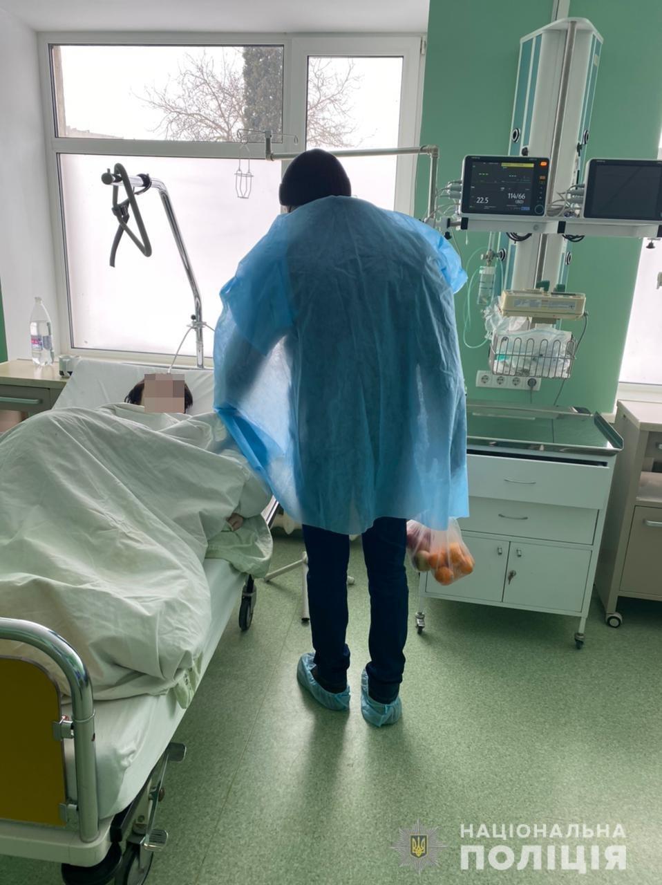 На Житомирщині правоохоронці врятували підлітка від загибелі на морозі, фото-1