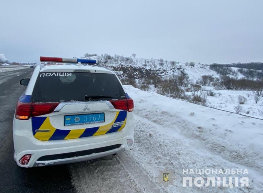 На Житомирщині правоохоронці врятували підлітка від загибелі на морозі, фото-2