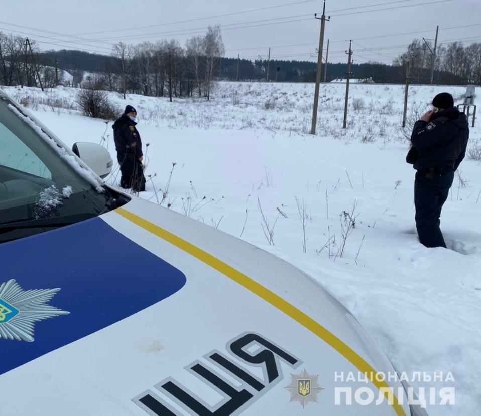 На Житомирщині правоохоронці врятували підлітка від загибелі на морозі, фото-5