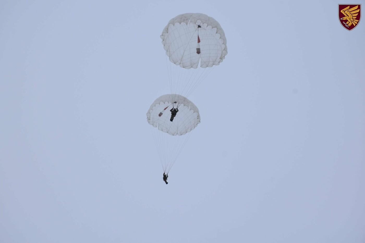 З особовим складом 95-ої бригади продовжуються інтенсивні заходи бойової підготовки. ФОТО, фото-9