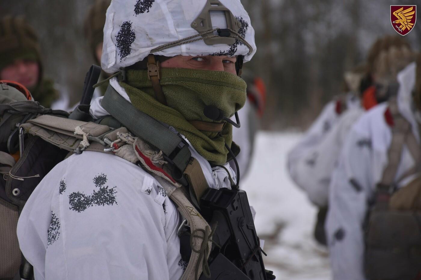 З особовим складом 95-ої бригади продовжуються інтенсивні заходи бойової підготовки. ФОТО, фото-1