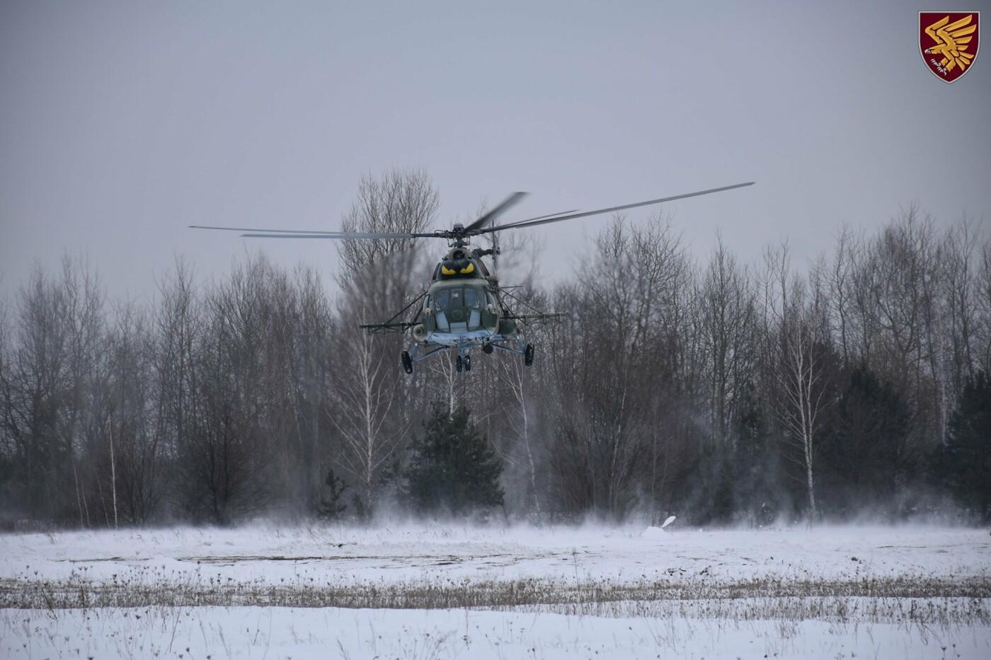 З особовим складом 95-ої бригади продовжуються інтенсивні заходи бойової підготовки. ФОТО, фото-2