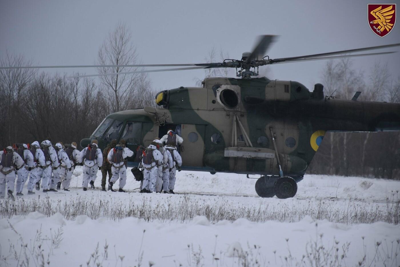 З особовим складом 95-ої бригади продовжуються інтенсивні заходи бойової підготовки. ФОТО, фото-8